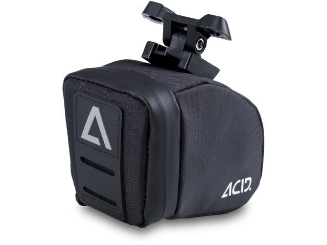 Cube ACID Click Saddle Bag S, negro